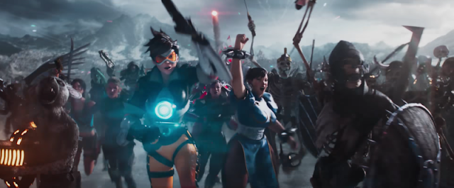Projected Film: Ready Player One Review