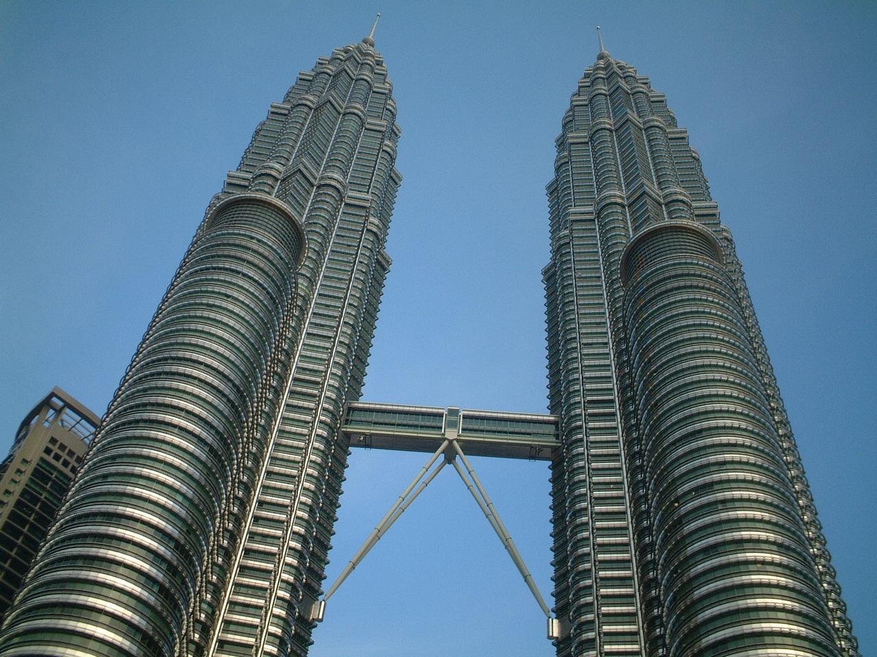 twin towers - photo #1