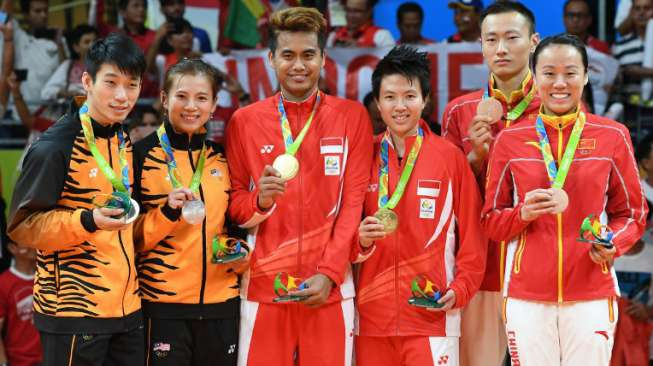 Atlet Indonesia Peraih Medali Emas di Ajang Olimpiade Dunia
