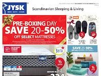JYSK Flyer December 19 - December 25, 2019