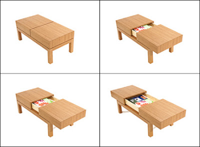 Cool and Creative Multi Purpose Coffee Tables (15) 4