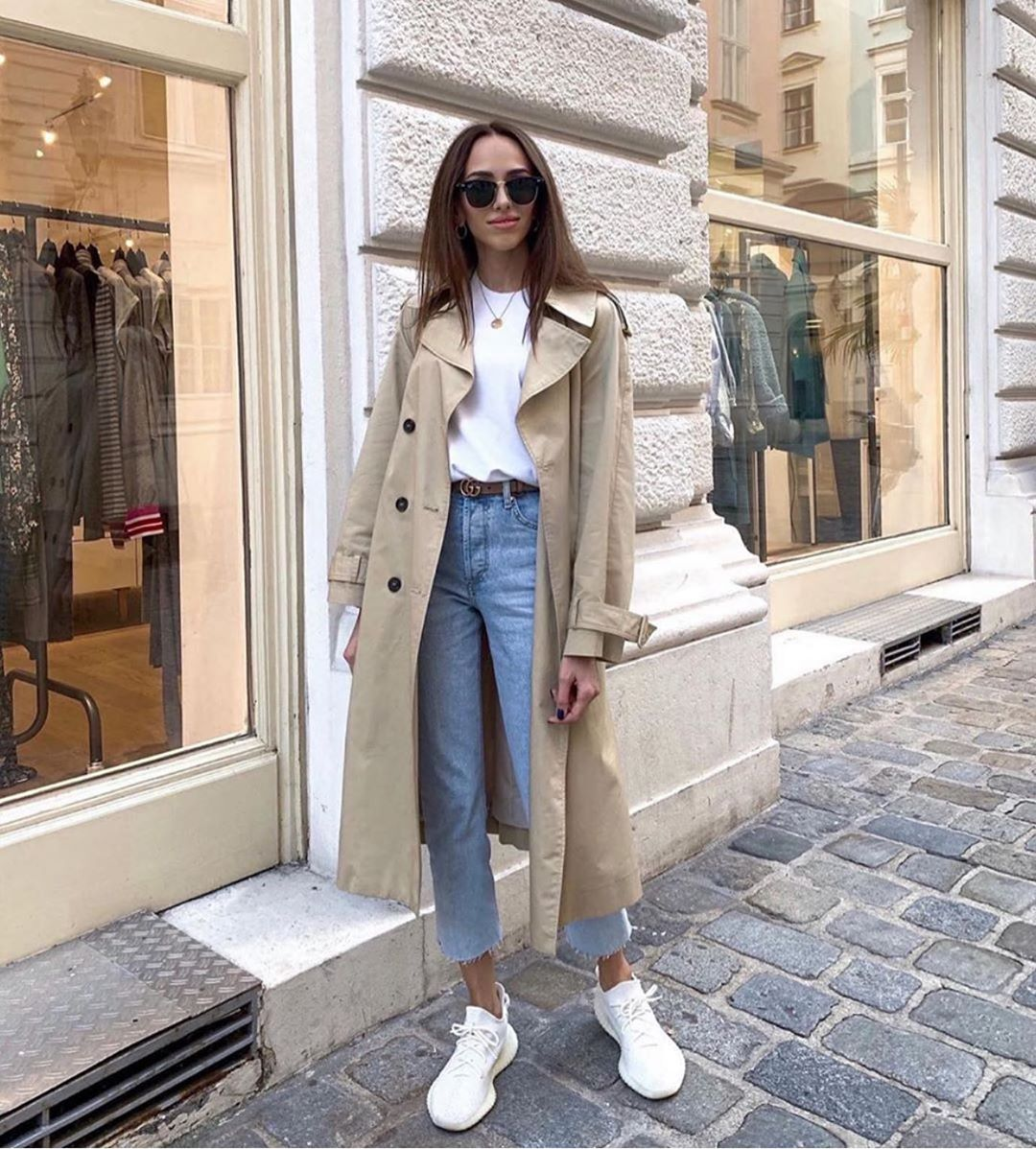 The Easy Weekend Outfit That We're Obsessed With