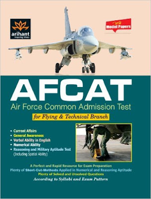 Download AFCAT Arihant ebook Pdf Free