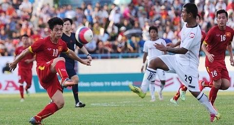 U23 Việt Nam đã giành chiến thắng 4 - 0 trước U23 Myanmar.