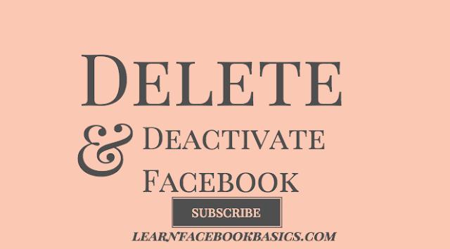 Delete My Faceɓook Account ~ Delete Your Faceɓook Account Permanently