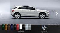Mercedes GLA 200 2019 màu Trắng Cirrus 650
