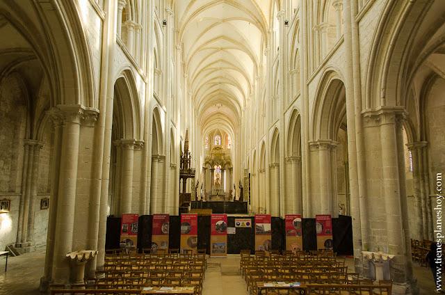 Viaje Normandia Abadía Fécamp roadtrip