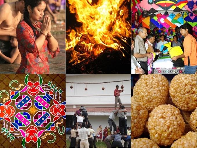 Happy Makar Sankranti Festival