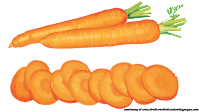carrot free graphic arts