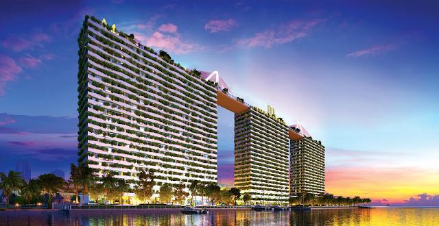 Kinh nghiệm chọn được căn hộ có vị trí đẹp như mặt bằng chung cư The K Park
