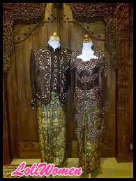 Foto Model Baju Kebaya Untuk Pernikahan