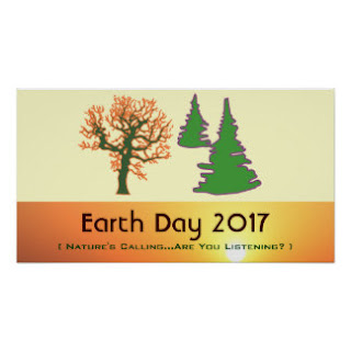 Best Poster on earth day 2017 for friends