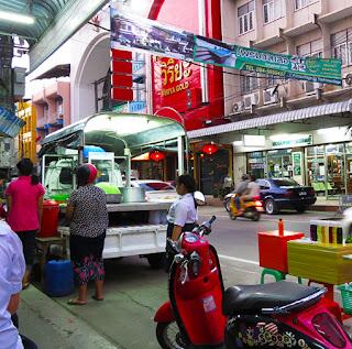 Mae Sot Down Town