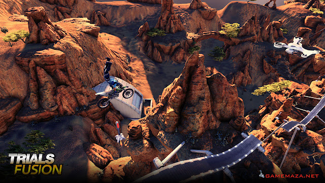 Trials Fusion Gameplay Screenshot 5