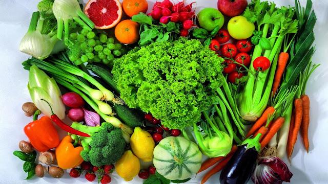 sayur menyehatkan