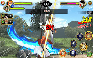 Free Download Rurouni Kenshin (Samurai X) MOD Unlimited Money