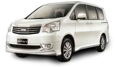 Sales Toyota NAV-1 Surabaya