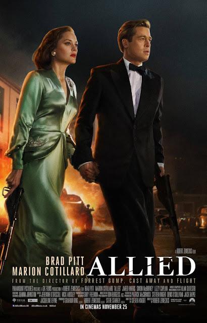 Allied (2016) ταινιες online seires xrysoi greek subs