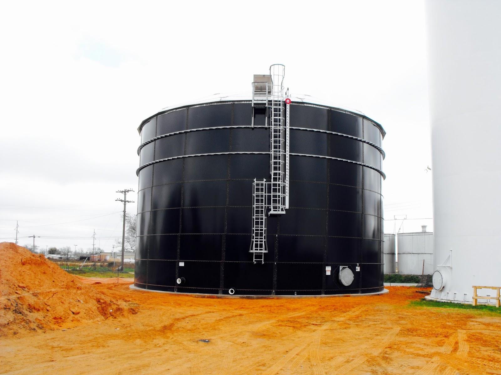Composite Elevated Storage – Liquid Tank Storage | Texas Aquastore