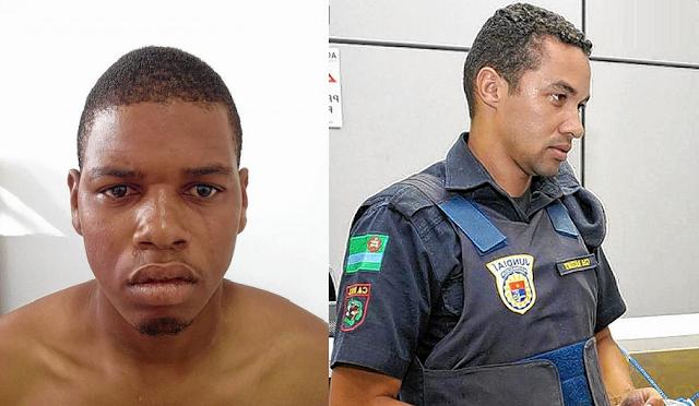 Justiça condena marginal a 23 anos pela morte de Guarda Municipal de Jundiaí