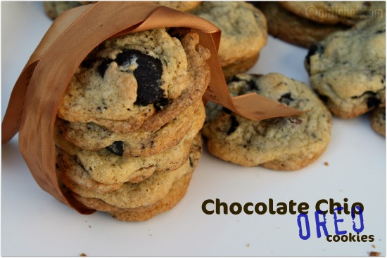 Chocolate Chip or Oreo? <i><b>Both!</i></b>