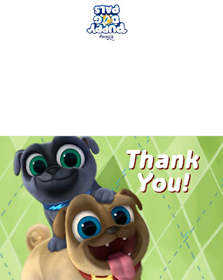 puppy dog pals birthday printables