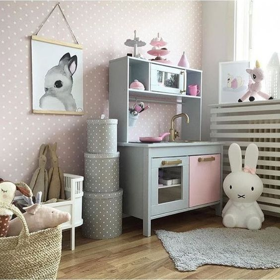 diy ikea speelgoedkeuken duktig hacks. Black Bedroom Furniture Sets. Home Design Ideas
