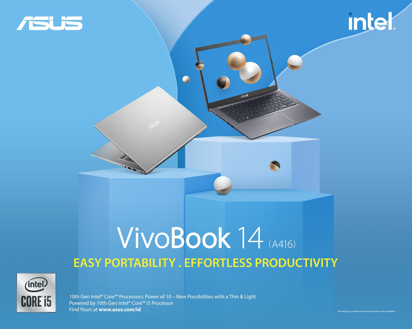 ASUS VivoBook 14 A416 Blog Competition
