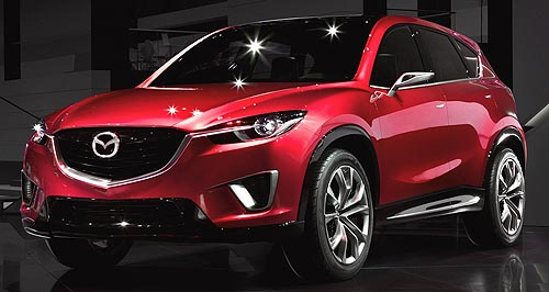 Mazda CX-5 Indonesia