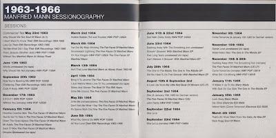 Manfred Mann - Down the Road Apiece: Their EMI Recordings 1963-1966