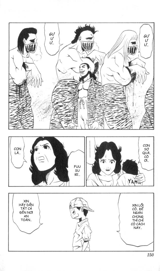 NINKU vol 6 trang 6