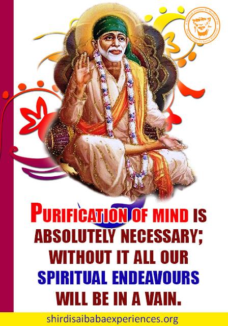 Shirdi Sai Baba Blessings - Experiences Part 2756