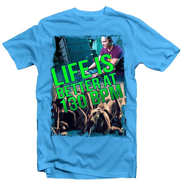deejay tshirt