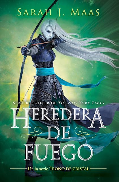 HEREDERA DE FUEGO - SARAH J. MAAS