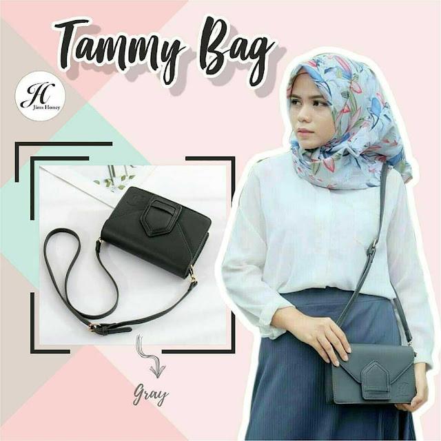 Jims Honey Tammy Bag Grey