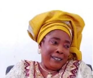 Veteran actress, Iyabo Oko Returns From India Two Years After Partial Stroke