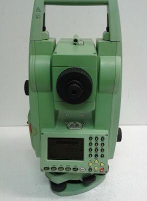 máy toàn đạc điện tử leica tc-705