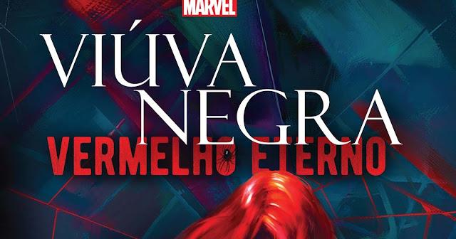 Viúva Negra - Vermelho Eterno (Marvel) @novoseculo