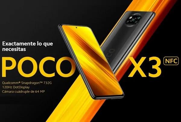 POCO X3 OFICIAL