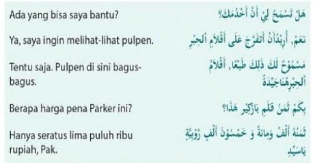 4 Percakapan Singkat Bahasa Arab