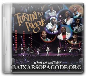 CD Discografia - Turma do Pagode