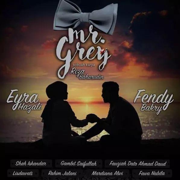 Sinopsis Drama Mr. Grey Lakonan Fendy Bakry, Eyra Hazali & Gambit
