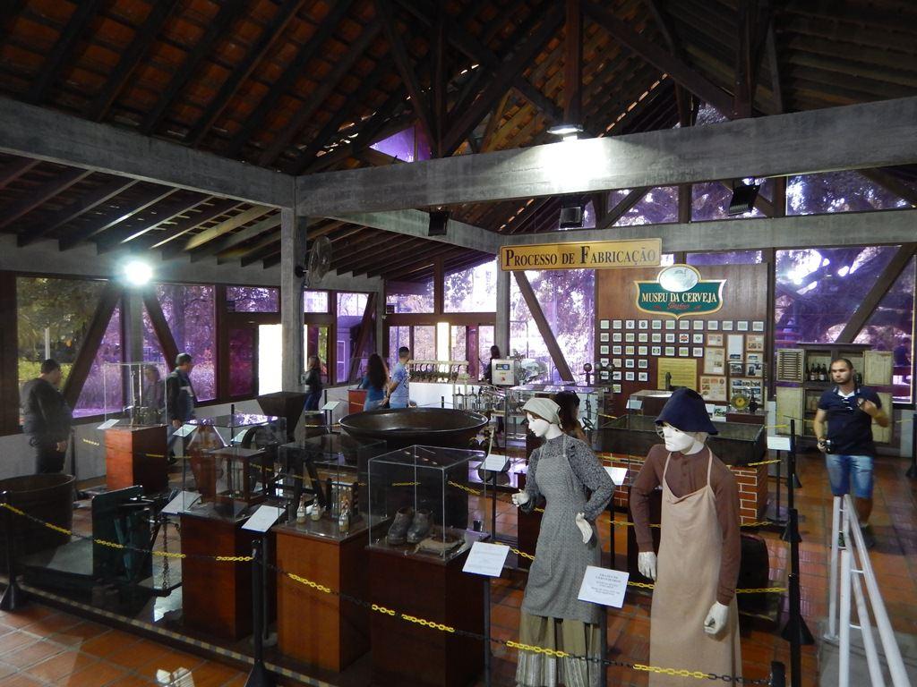 Museu da Cerveja em Blumenau
