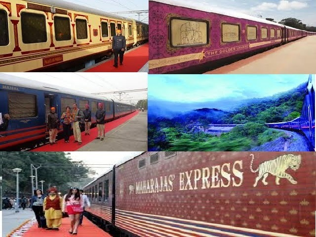 Explore fantastic travel option through luxury train tours