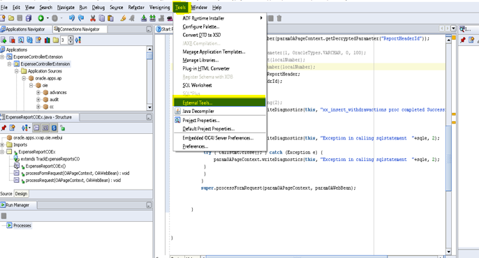 Oracle Application's Blog: How to Integrate Java Decompiler