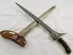 senjata tradisional wamilo