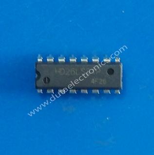 Jual IC HD26LS31P Terlengkap Baru Original Harga Terbaik