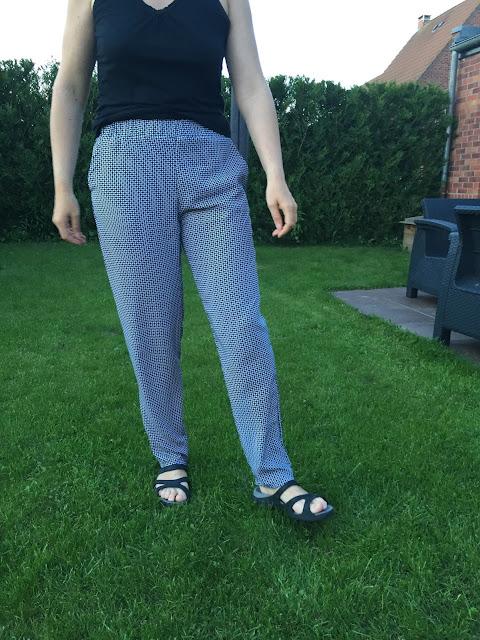 pantalon sunny la maison victor