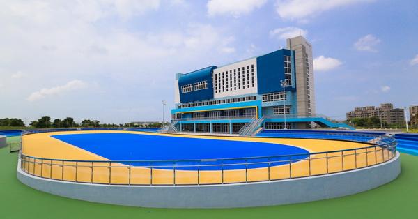 台中沙鹿-台中港區運動公園