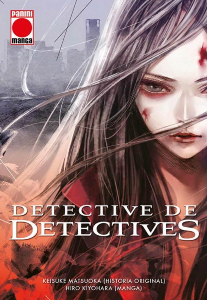 Detective de detectives (Tantei no Tantei) manga - Panini Cómics